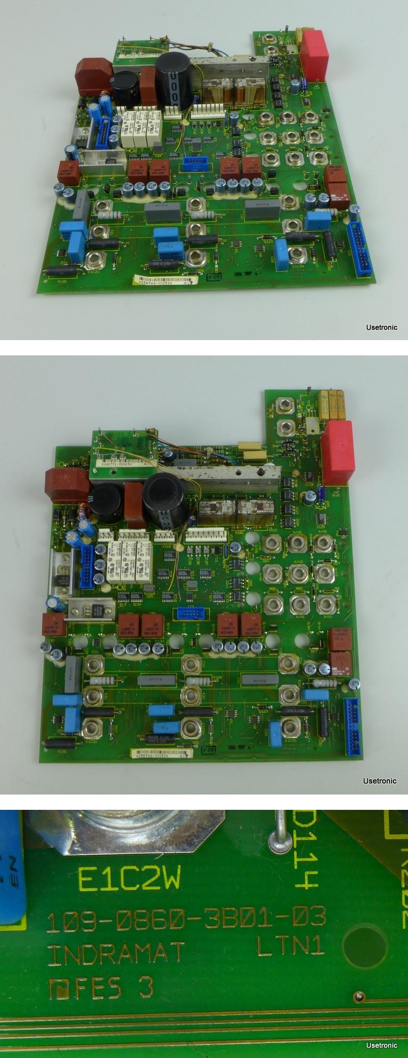 Indramat LTN 1 109-0860-3B01-03