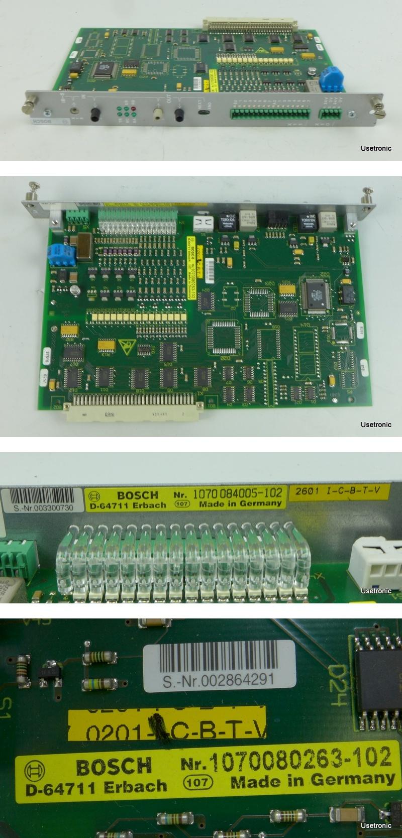 Bosch 1070080263-102 1070084005-102