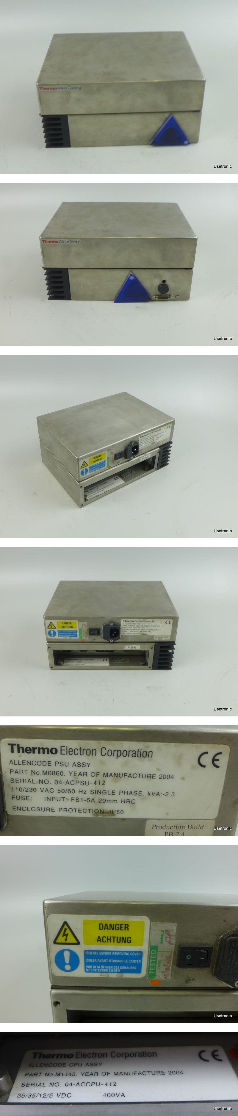 Allen Coding Allencode PSU M0860 CPU M1445