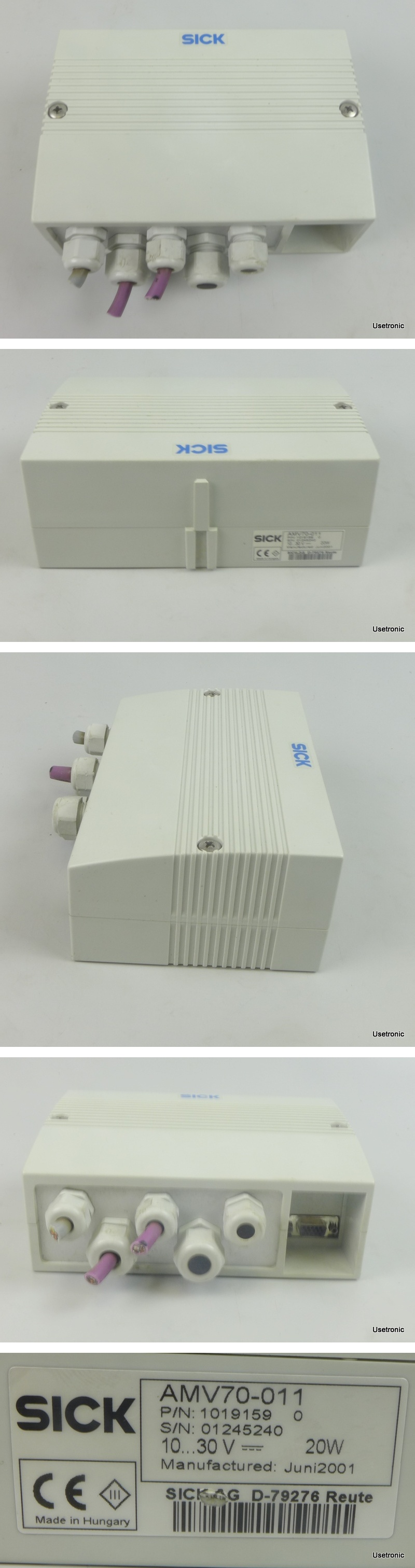 Sick Anschulssmodul AMV 70-011