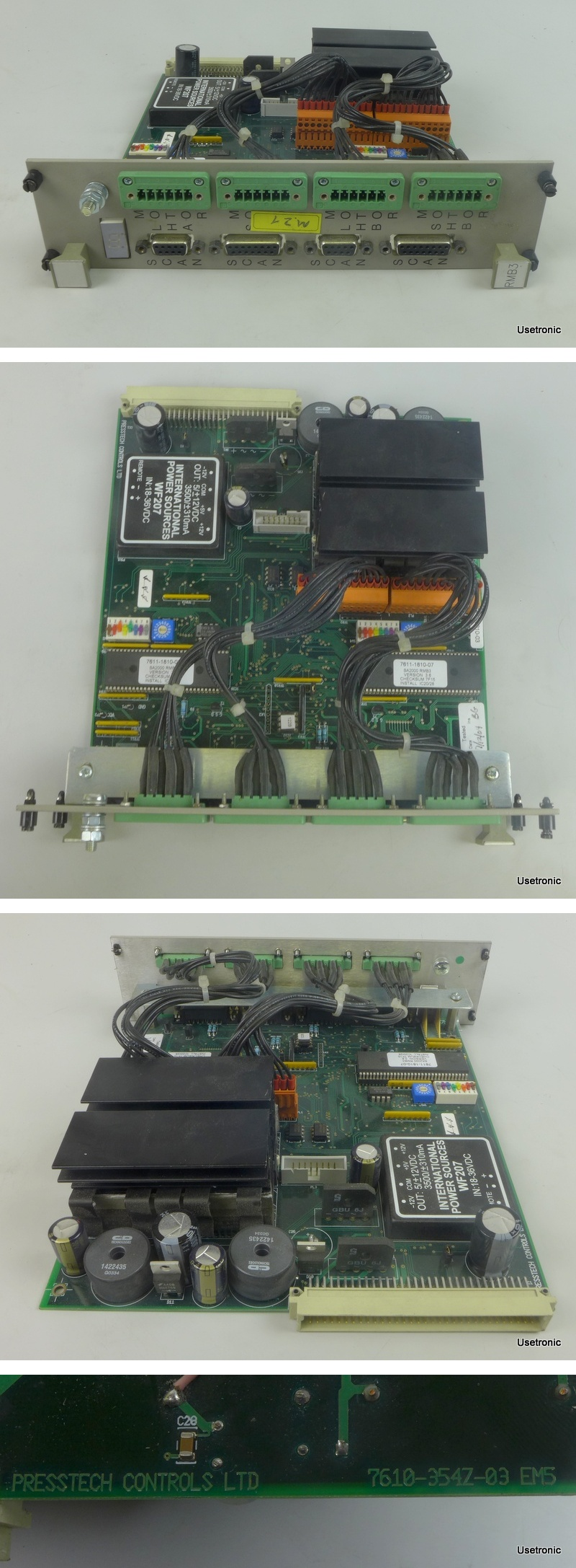 Presstech Controls LTD 7610-354Z-03