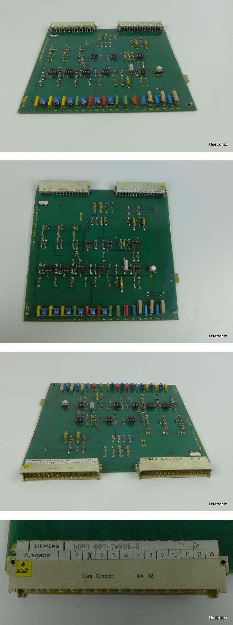 Siemens 6DM1001-7WB06-0