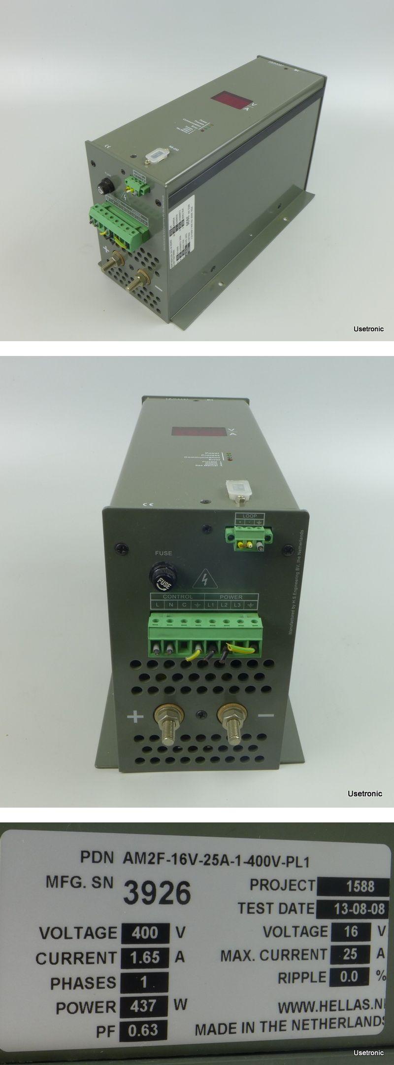 Amstel PDN AM2F-16V-25A-1-400V-PL1