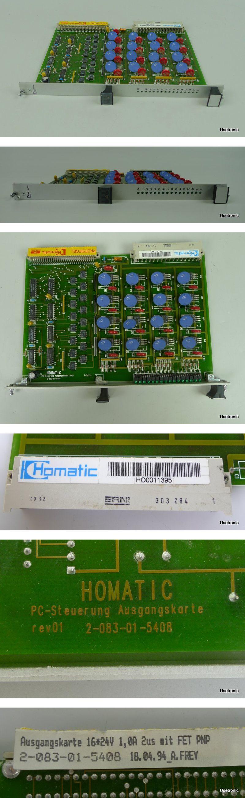 Homatic 2-083-01-5408