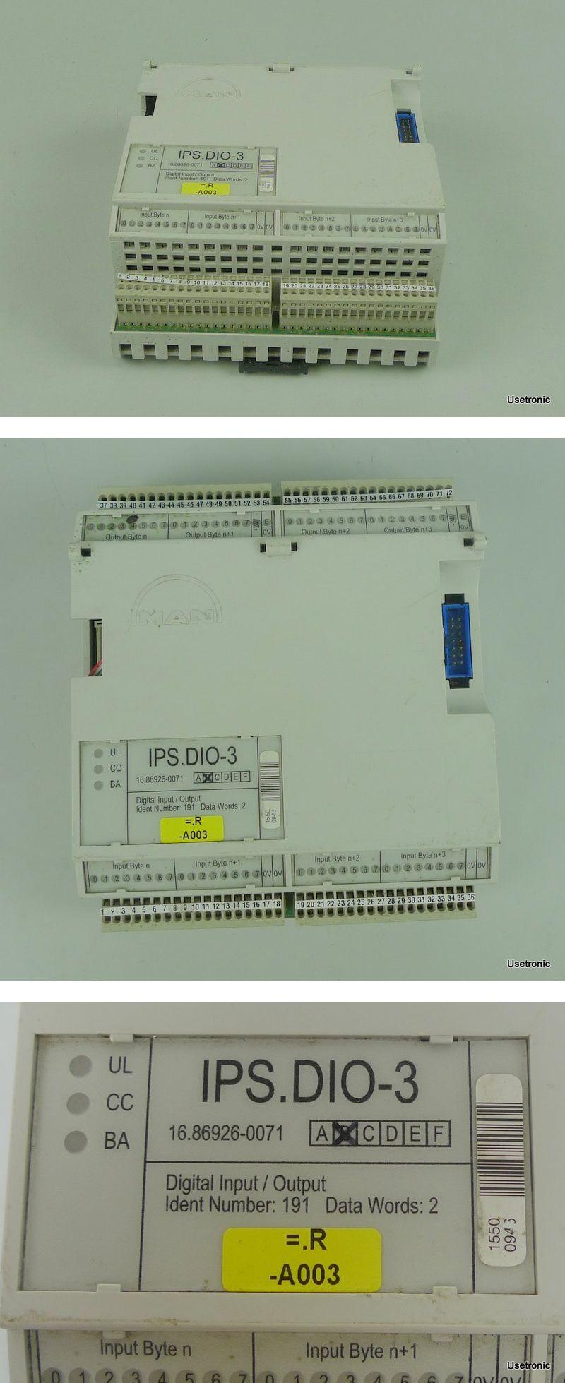 MAN Roland IPS.DIO-3 16.86926-0071