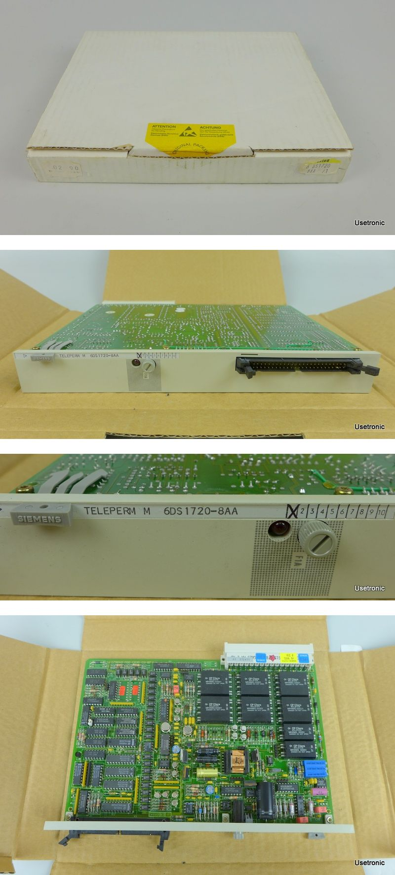 Siemens Teleperm M 6DS1720-8AA 6DS1 720-8AA