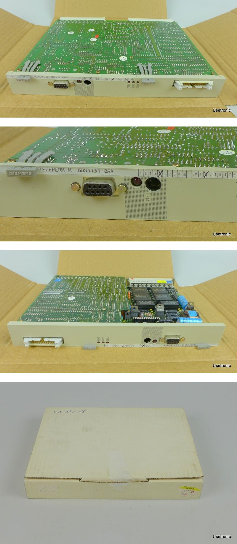Siemens Teleperm M 6DS1731-8AA 6DS1 731-8AA