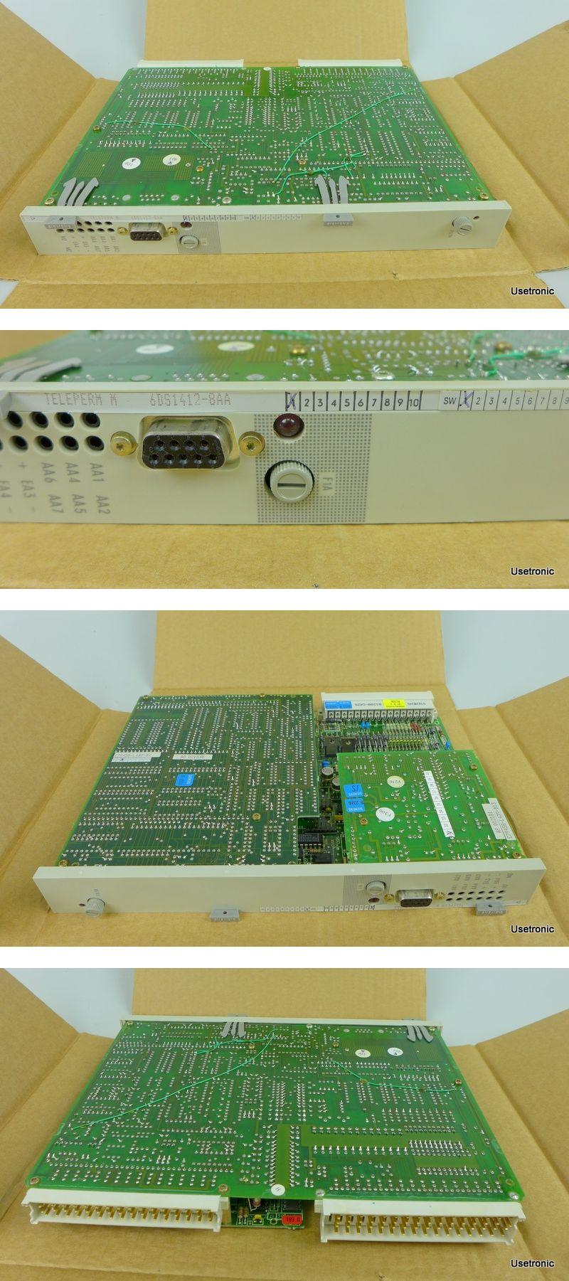 Siemens Teleperm M 6DS1412-8AA 6DS1 412-8AA