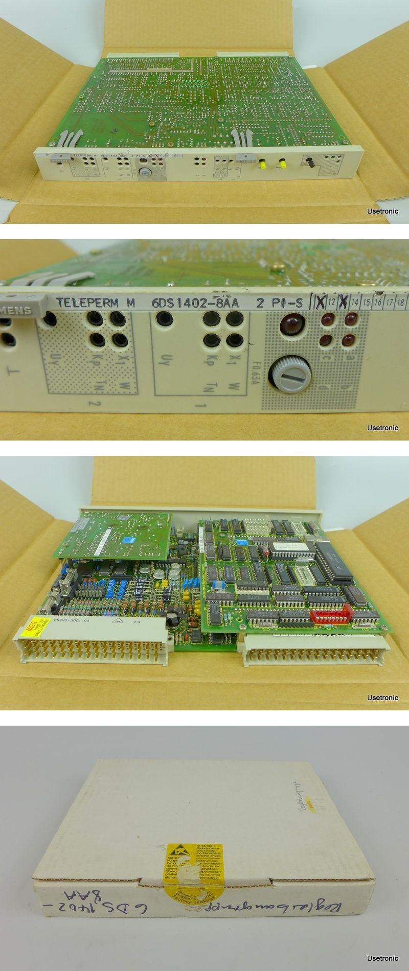 Siemens Teleperm M 6DS1402-8AA 6DS1 402-8AA