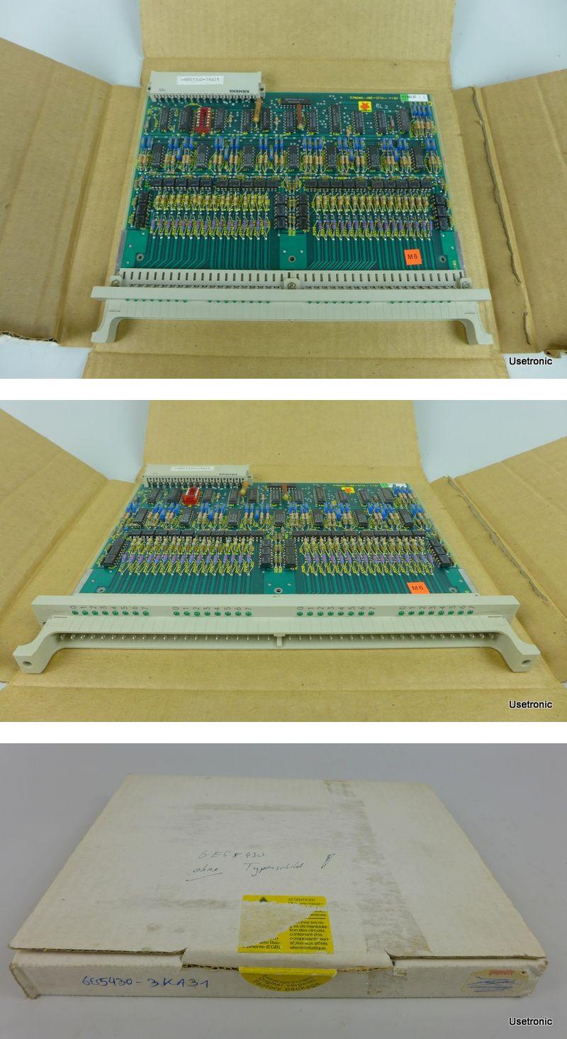 Siemens 6ES5340-3KA31 6ES5 340-3KA31