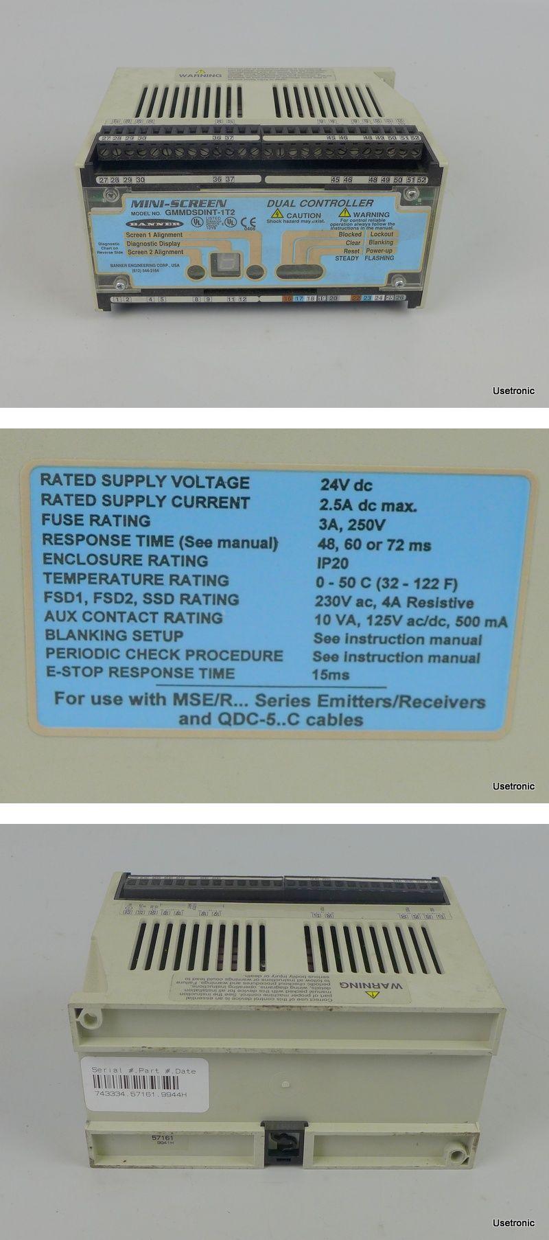 Dual Controller Banner GMMDSDINT-1T2