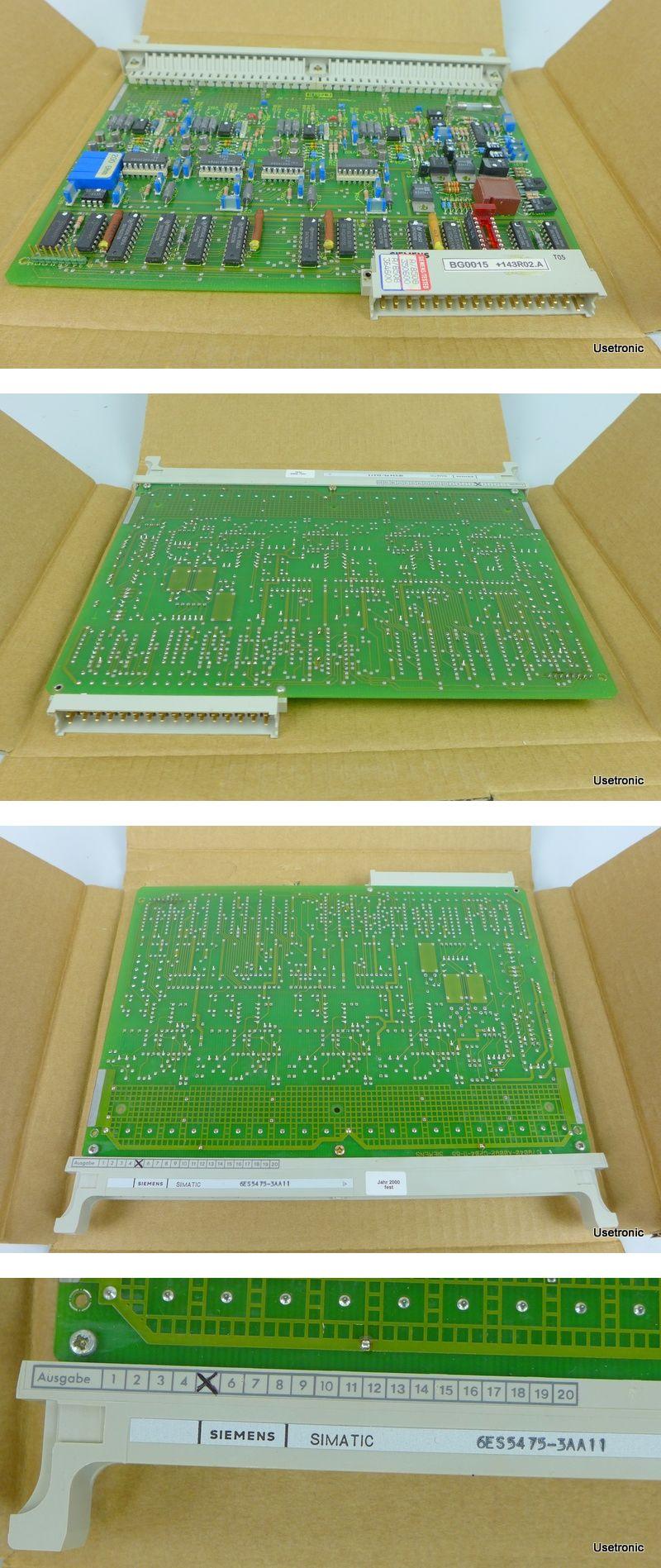 Siemens 6ES5475-3AA11 6ES5 475-3AA11