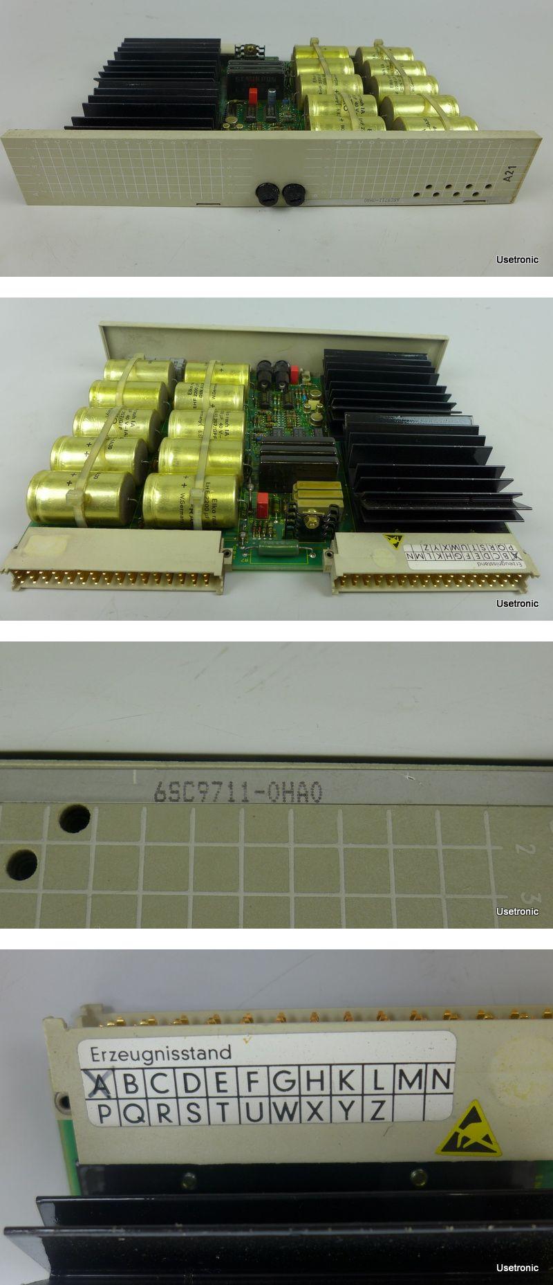 Siemens 6SC9711-0HA0
