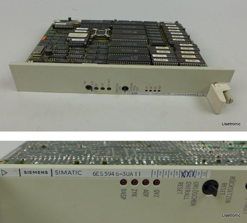 Siemens Simatic 6ES5946-3UA11 6ES5 946-3UA11