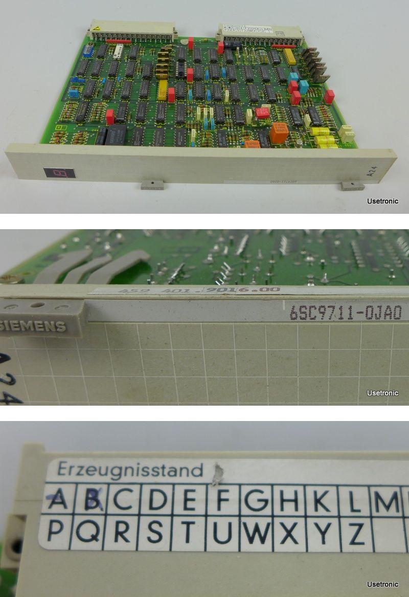Siemens 6SC9711-0JA0
