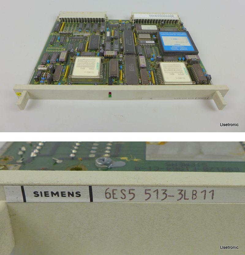 Siemens S5 6ES5513-3LB11 6ES5 513-3LB11