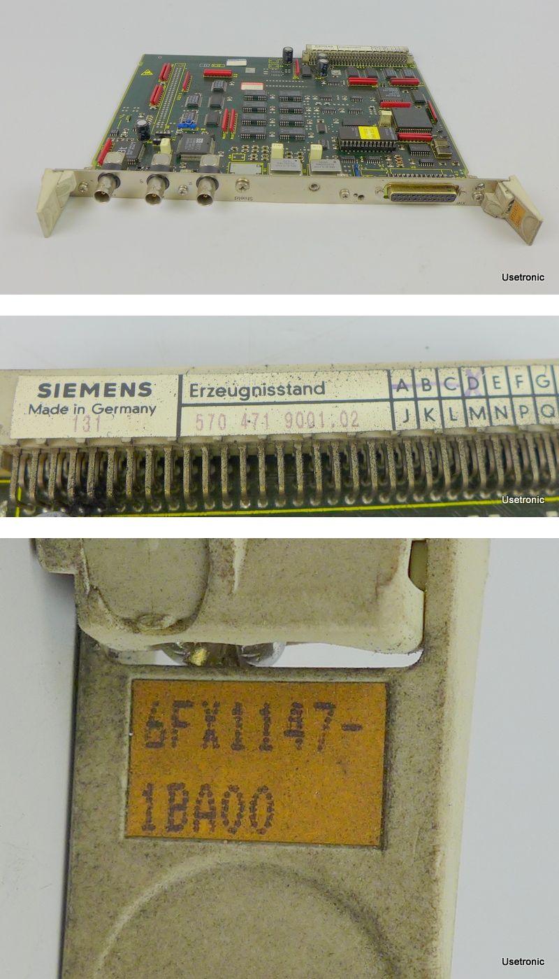 Siemens Sinumerik 6FX1147-1BA00