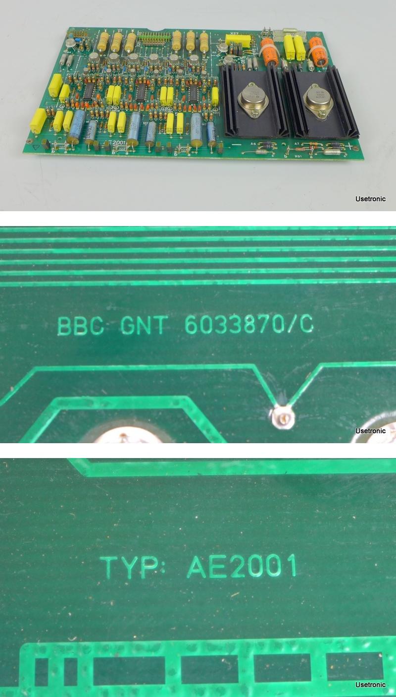 BBC AE2001