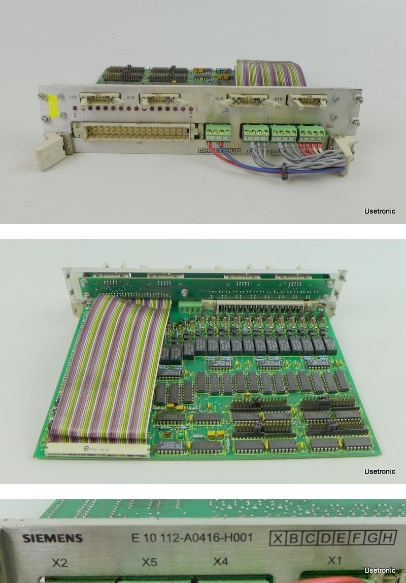 Siemens Simadyn D E10 112-A0416-H001