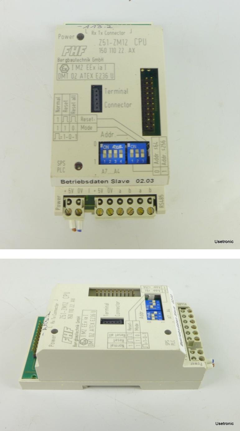 Funke Huster FHF CPU Z51-ZM