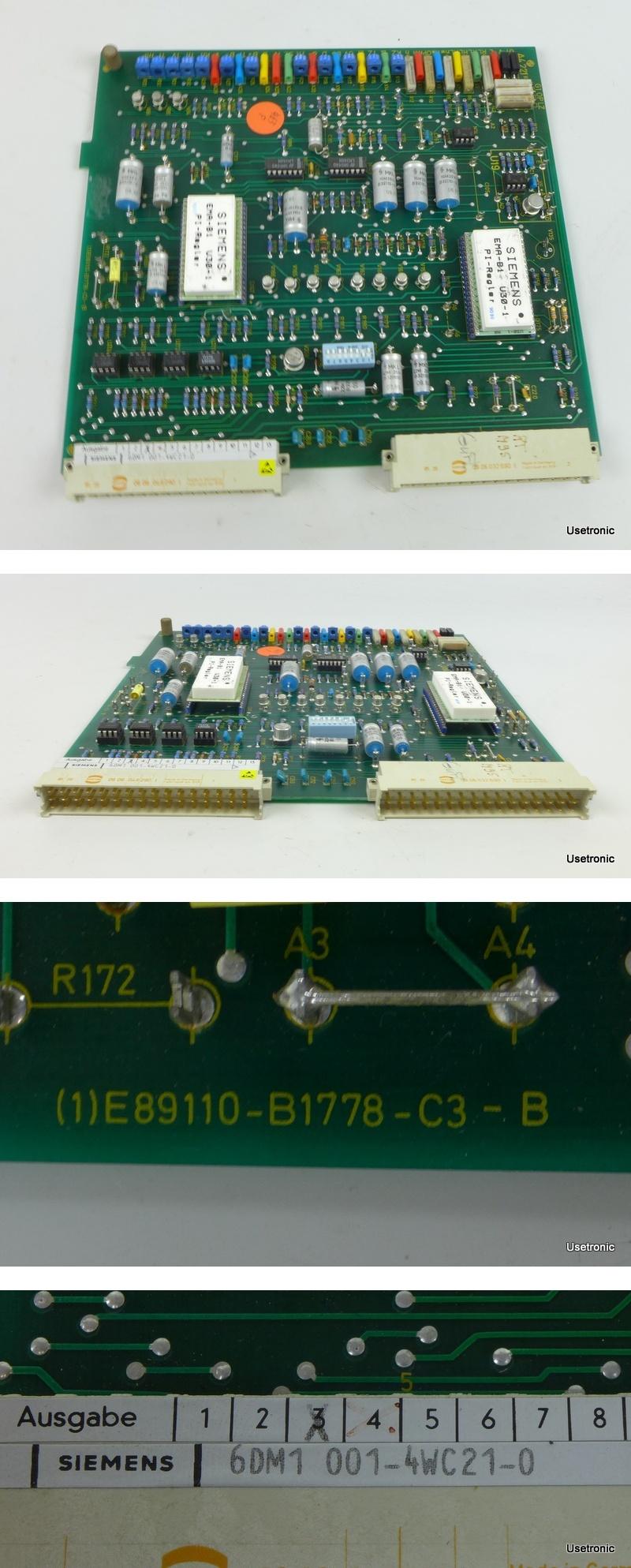 Siemens 6DM1001-4WC21-0