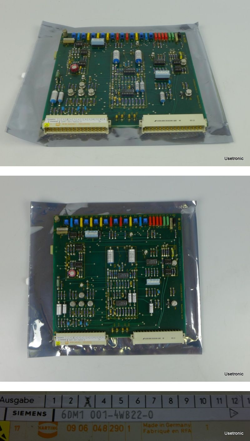 Siemens 6DM1001-4WB22-0