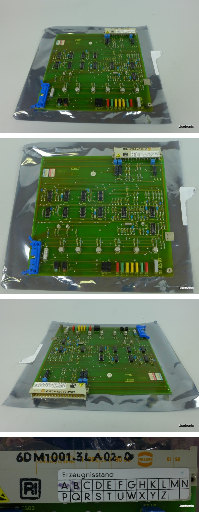 Siemens 6DM1001-3LA02-0