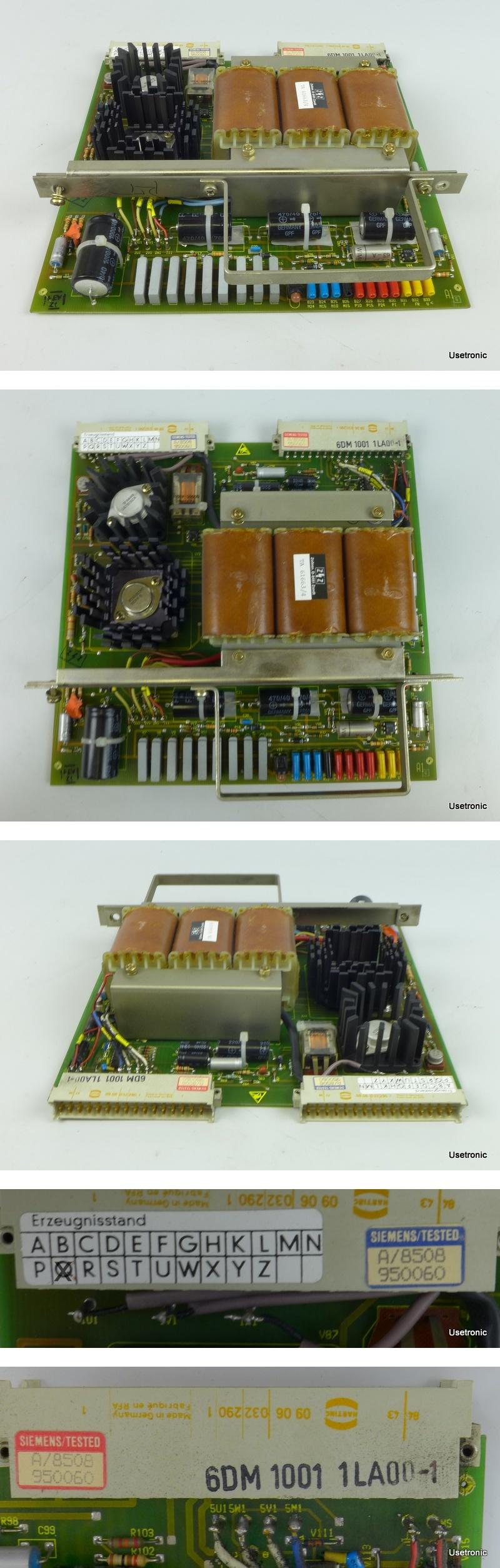 Siemens 6DM1001-1LA00-1