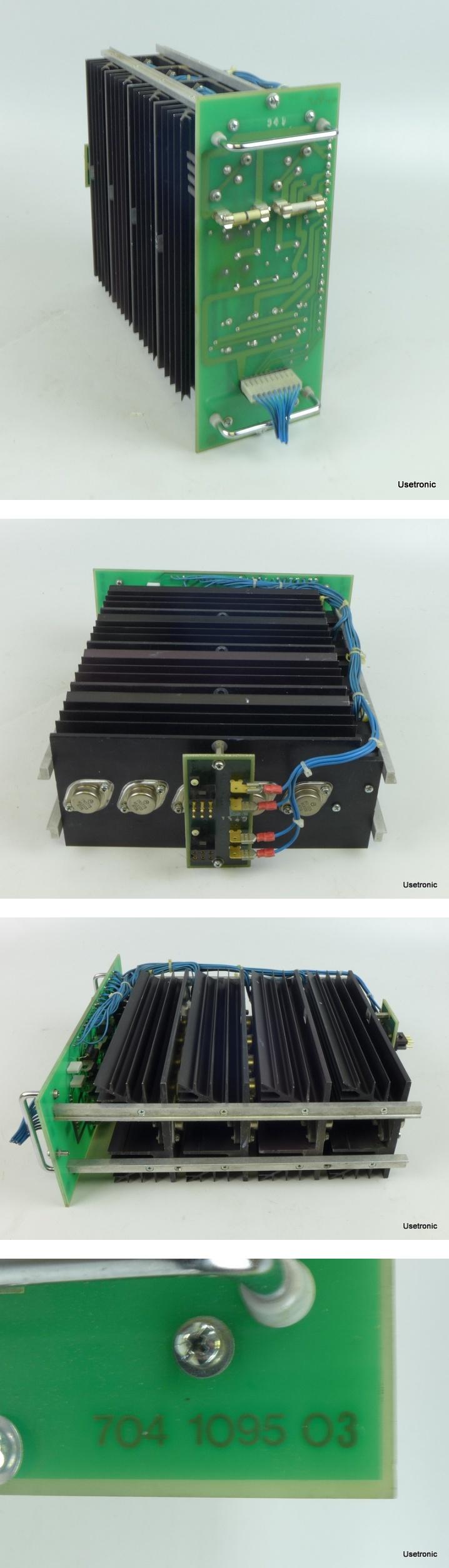 Bobst 704-1095-03 704109503 Power Supply Netzteil