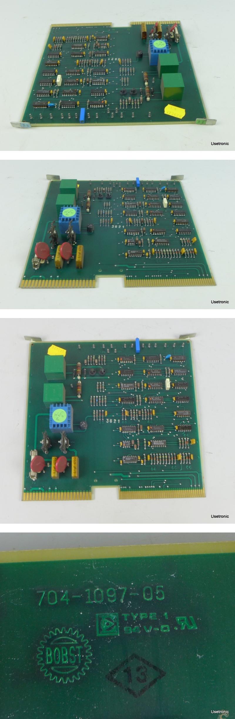 Bobst Controller 704-1097-05 704109705