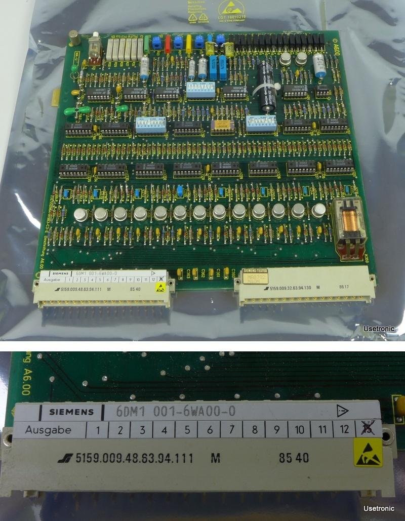 Siemens Simoreg 6DM1001-6WA00-0
