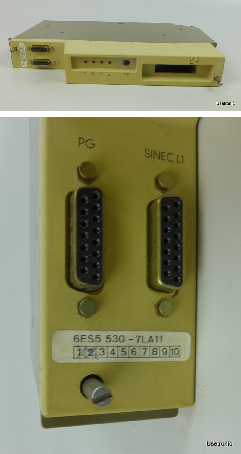 Siemens 6ES5530-7LA11 6ES5 530-7LA11