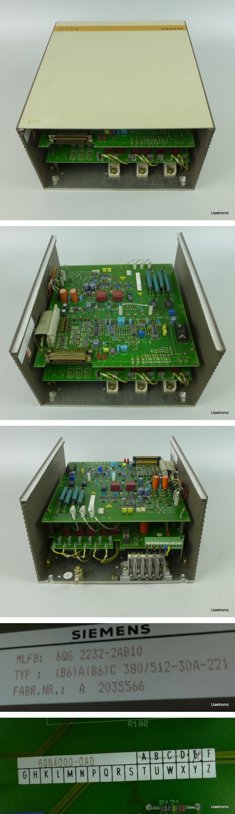 Siemens 6QG2232-2AB10