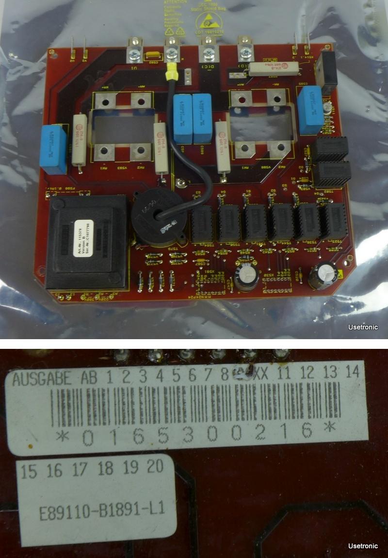 Siemens Simoreg E89110-B1891-L1