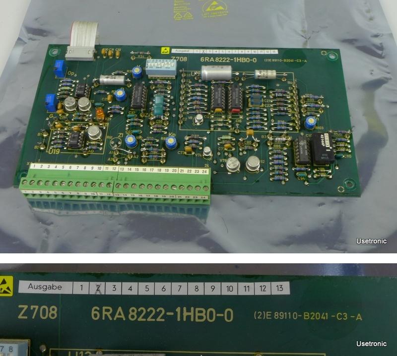 Siemens 6RA8222-1HB0