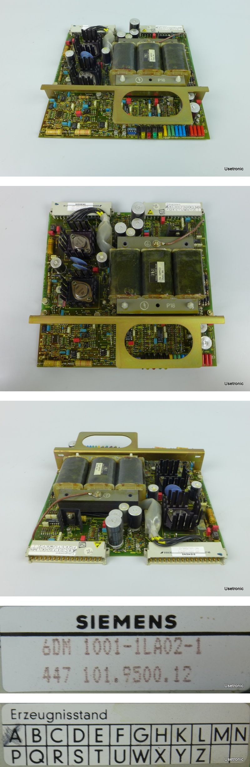 Siemens 6DM1001-1LA02-1