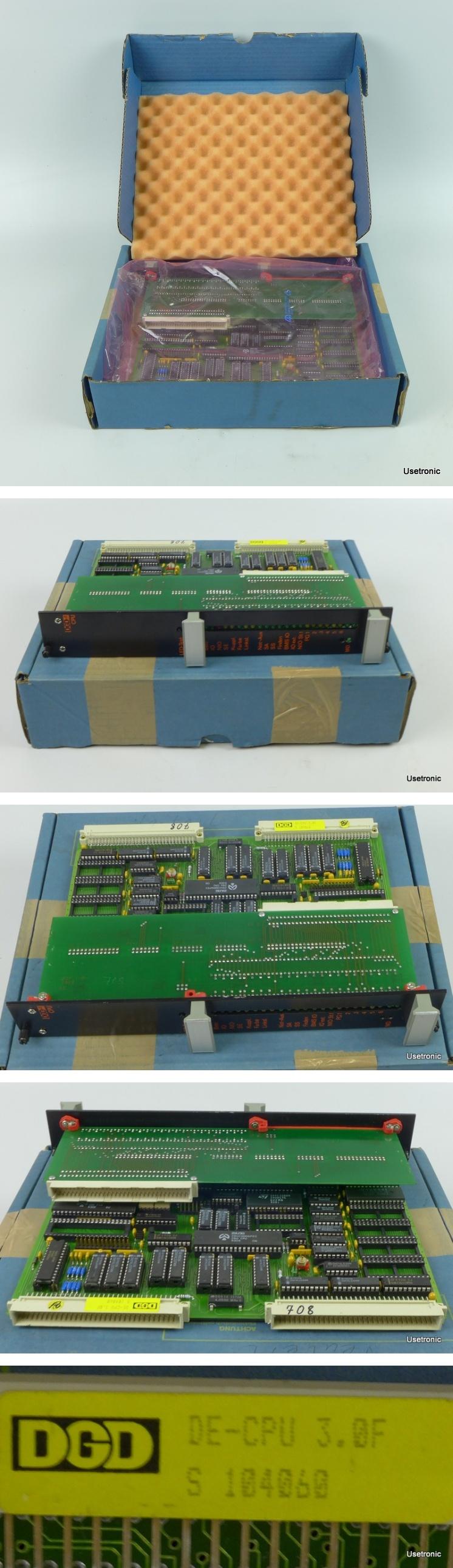 DGD DE-CPU 3.0 F S 104060