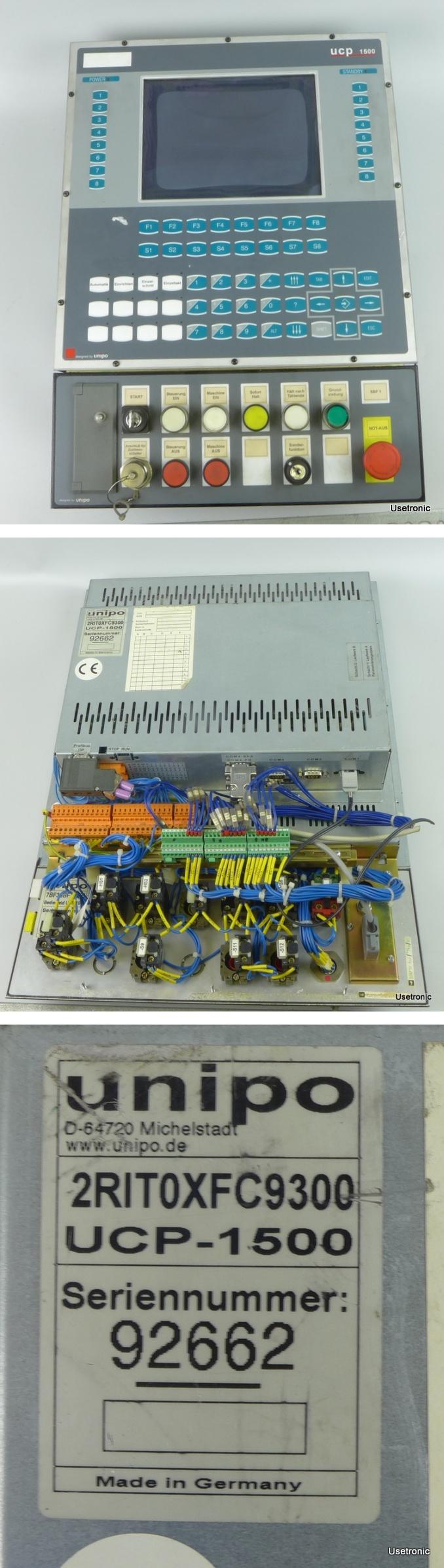 Unipo Panel UCP-1500 2RIT0XFC9300