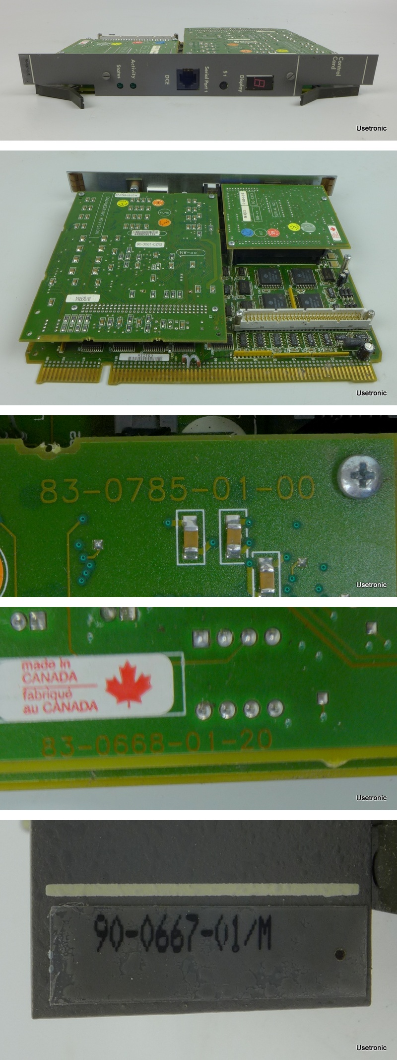 Alcatel Lucent Control card 90-0667-01