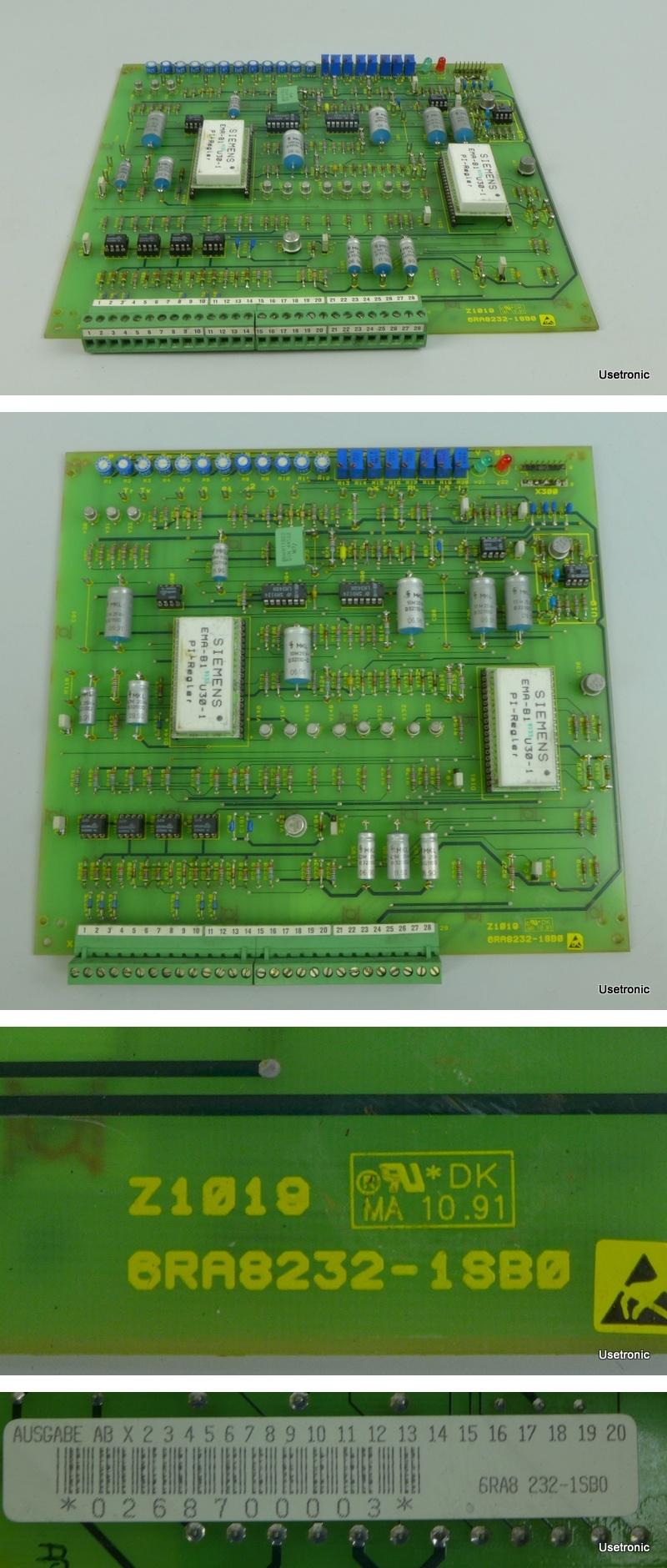 Siemens Z1019 6RA8232-1SB0