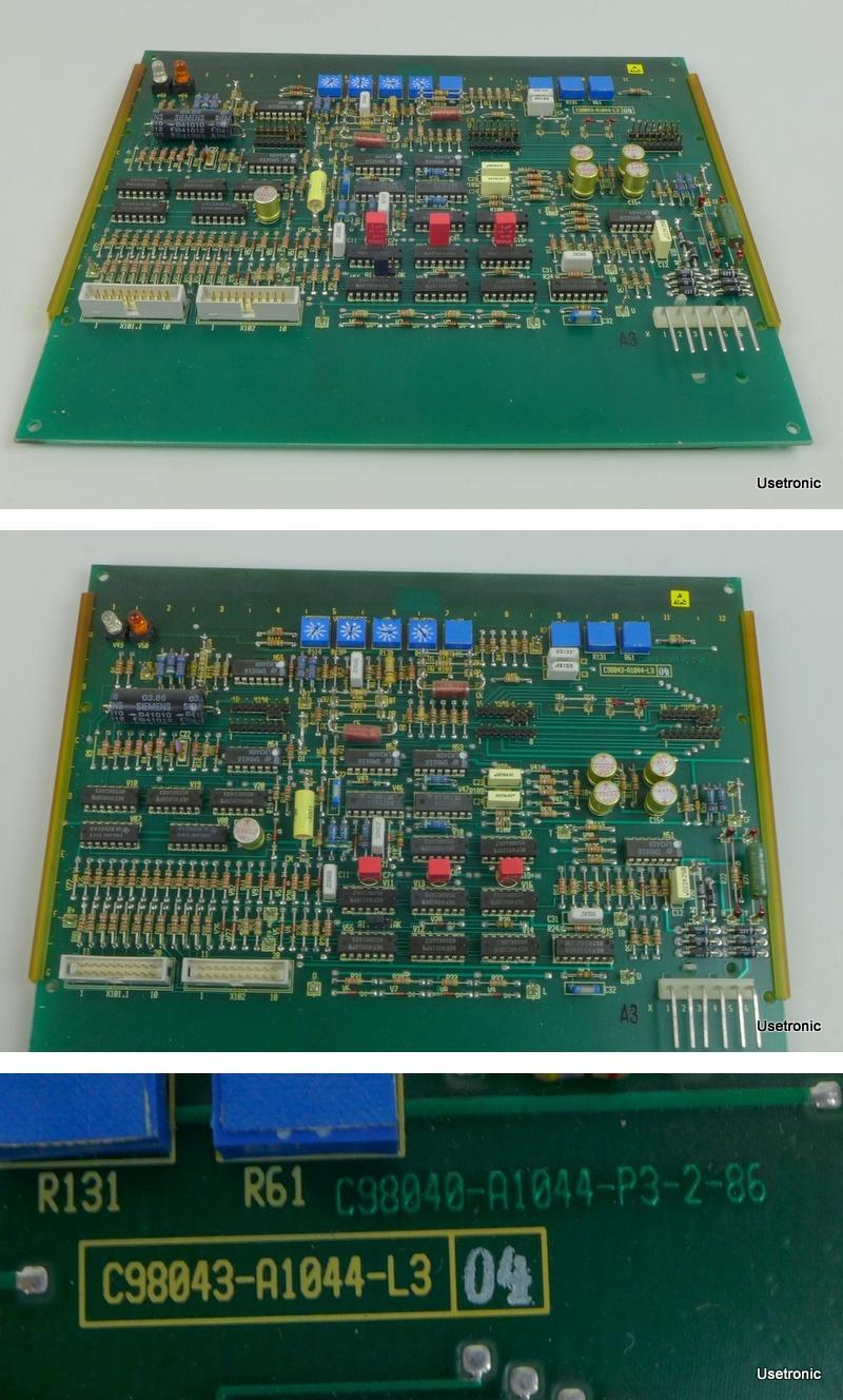 Siemens Simoreg C98043-A1044-L3