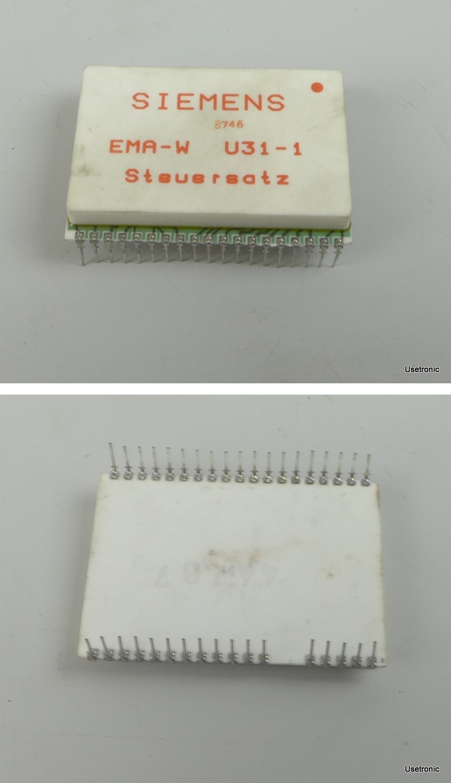 IC Siemens EMA-W U31-1