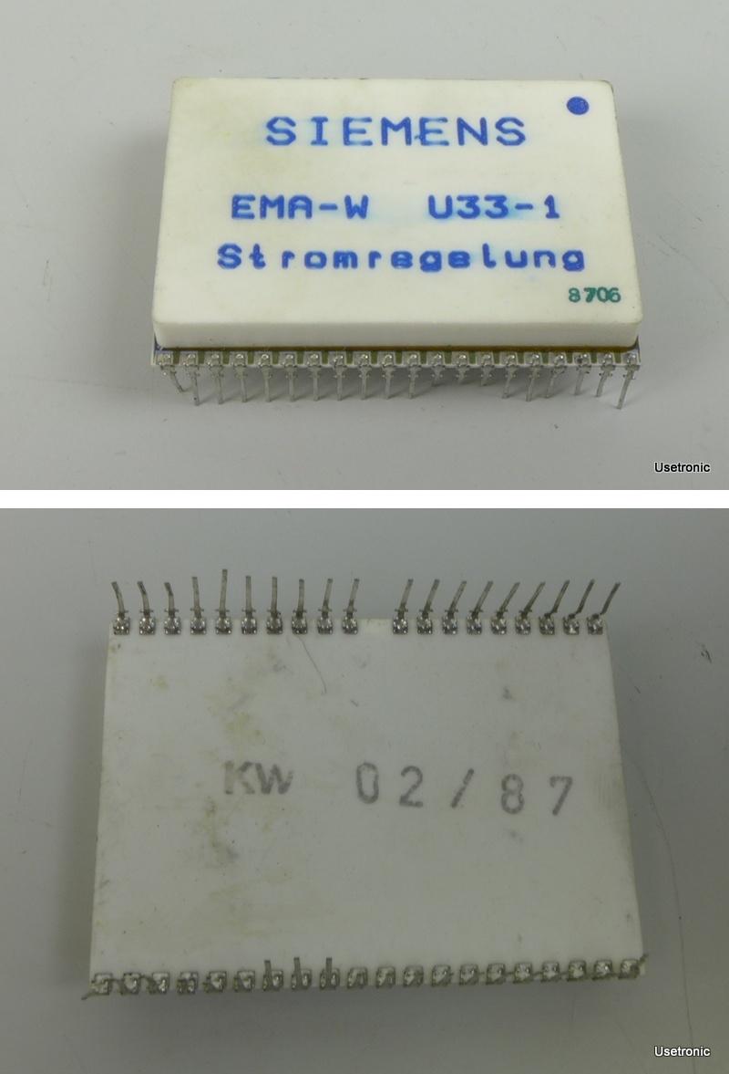 Siemens EMA-W U33-1