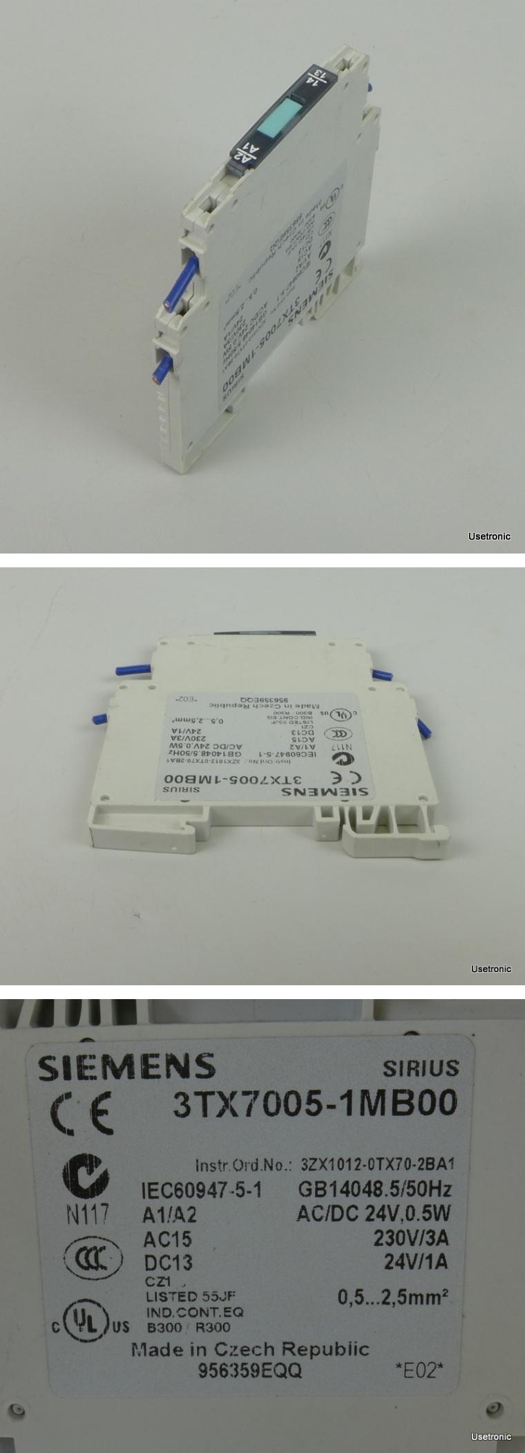 Siemens 3TX7005-1MB00