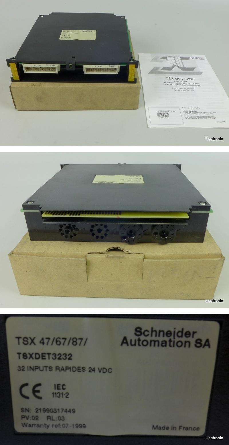 Telemacanique TSX DET 3232