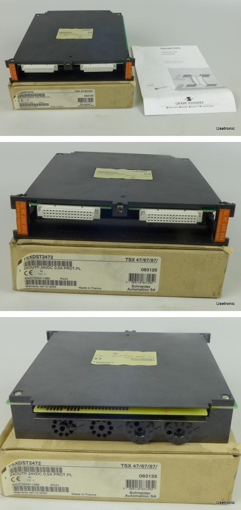 Telemecanique TSXDST2472