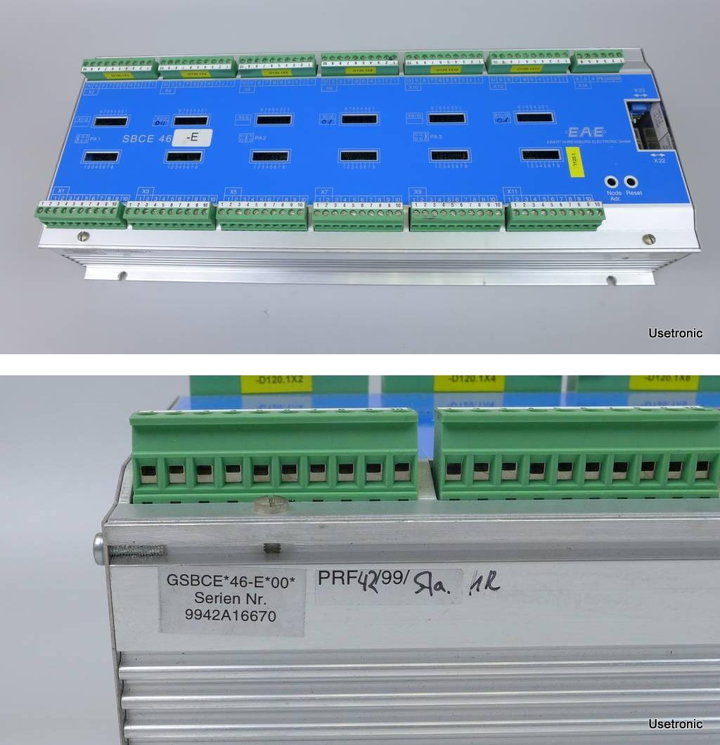 Ewert Ahrensburg Electronic EAE SBCE46-E