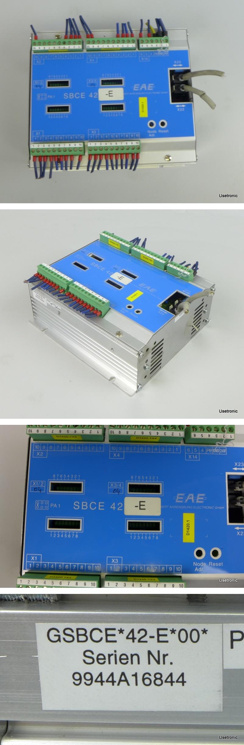Ewert Ahrensburg Electronic EAE SBCE 42-E