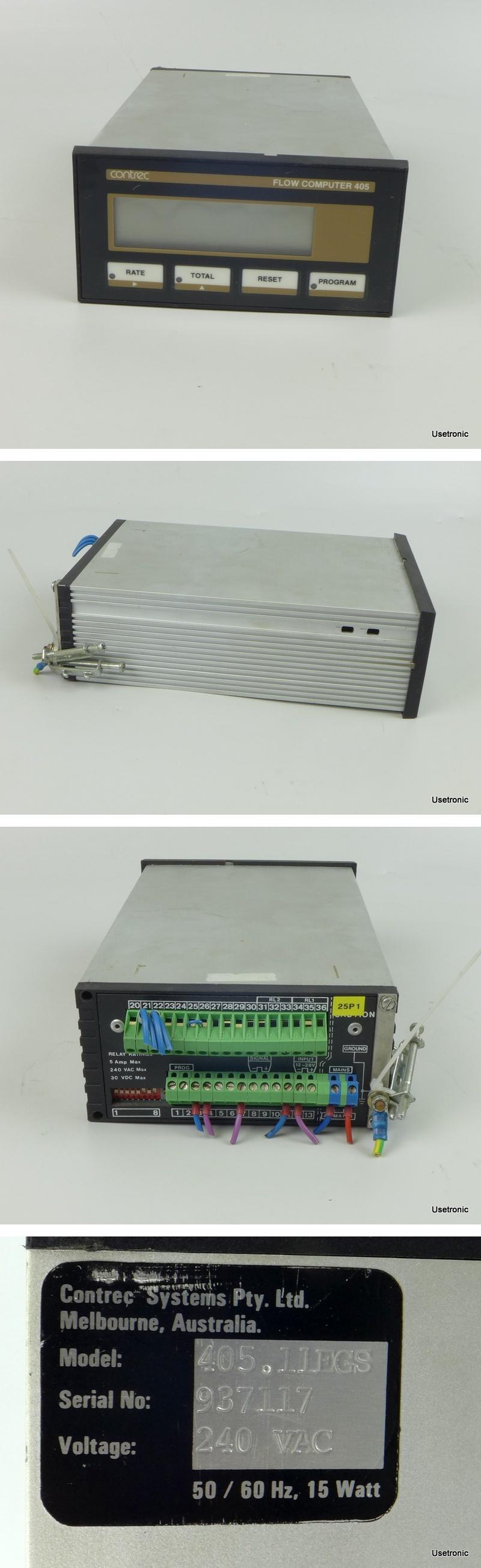Contrec Flow Computer 405