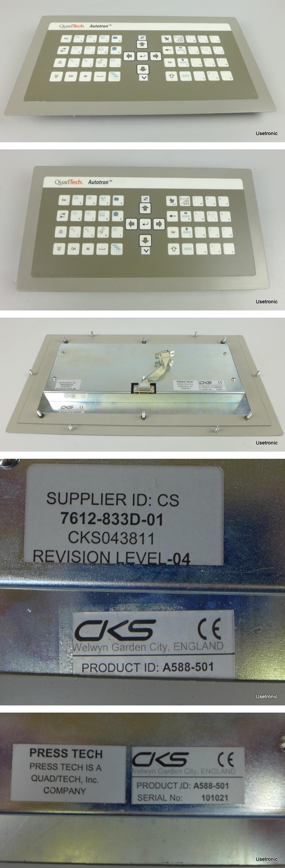 CKS A588-501
